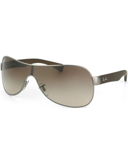 Ray-Ban - Multicolor Shield Plastic Sunglasses - Lyst