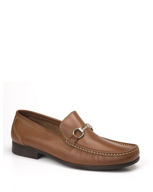Sandro Moscoloni - Brown Malibu Bit Loafer for Men - Lyst
