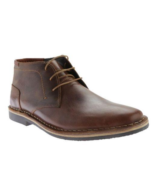 Steve Madden - Black Men's Harken Chukka Boot for Men - Lyst