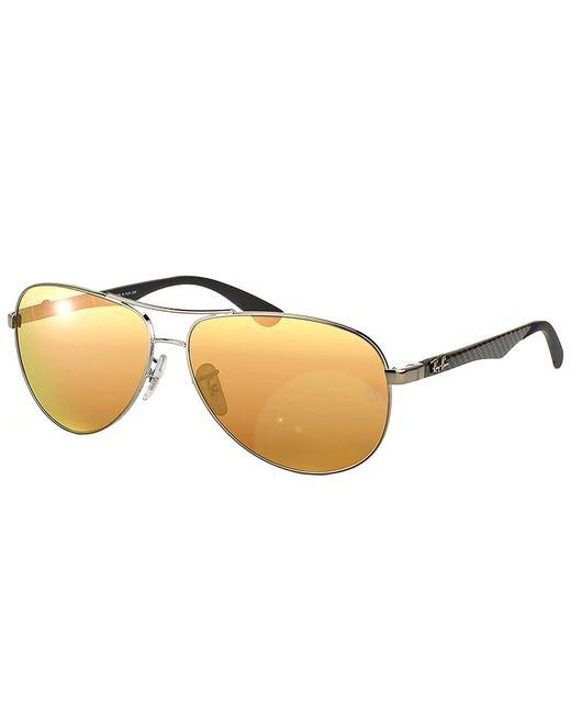 Ray-Ban - Multicolor Aviator Carbon Fiber Sunglasses - Lyst