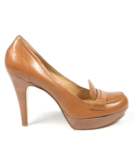 Nine West - Natural Womens Pump - Lyst