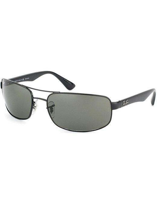Ray-Ban - Black Sport Metal Sunglasses - Lyst