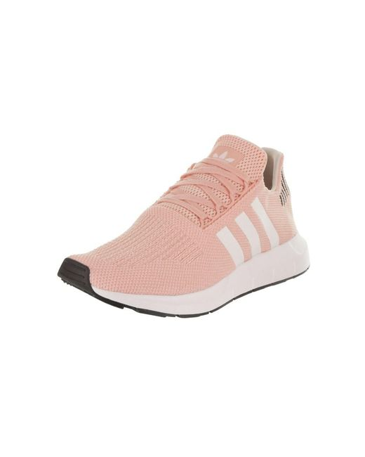 a2f17584ad3fb Adidas - Pink Women s Swift Run Originals Running Shoe - Lyst ...