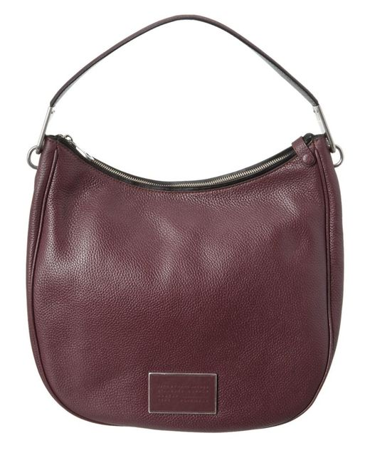Marc By Marc Jacobs | Brown Ligero Leather Hobo | Lyst