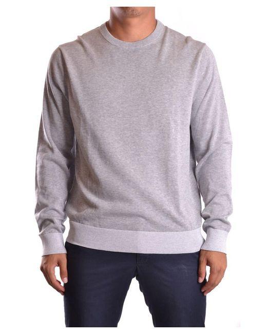 Michael Kors - Gray Men's Mcbi208042o Grey Polyamide Sweater for Men - Lyst