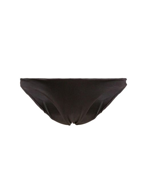 Beach Bunny | Black Bresilian Bikini Bottom Bunny Basic Black | Lyst