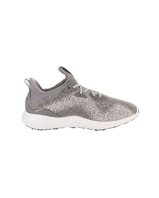 d156ed436ae88 ... Lyst Adidas - Gray Women s Alphabounce 1 Running Shoe ...