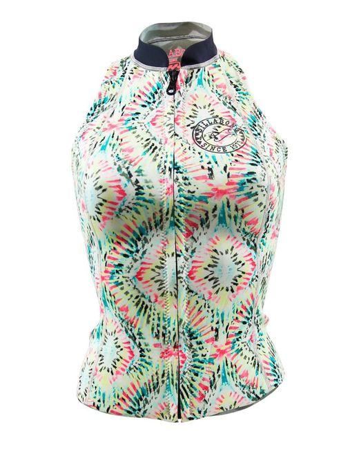 Billabong   Multicolored Neoprene Top Salty Dayz Vest   Lyst