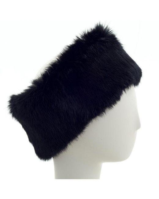 Surell - Black Rabbit Headband/collar - Lyst