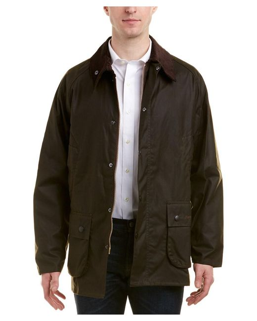 Barbour - Green Classic Bedale Wax Jacket for Men - Lyst