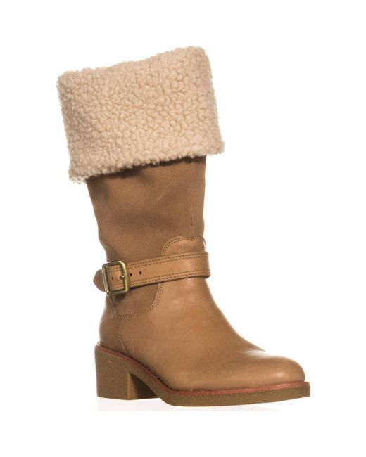 COACH - Parka Cold-weather Boots, Camel/natural - Lyst