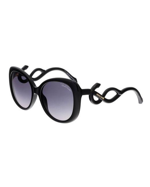 Roberto Cavalli   Rc911s Mintaka 05b Black Square Sunglasses   Lyst
