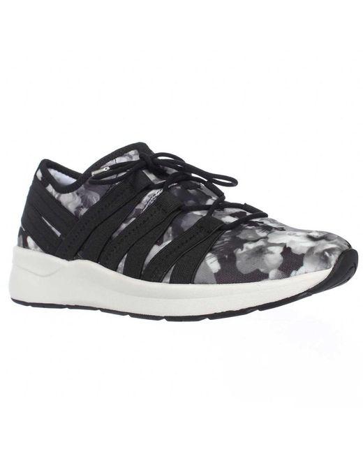 Easy Spirit - Gray Illuma Lace Up Walking Sneakers, Grey Multi - Lyst