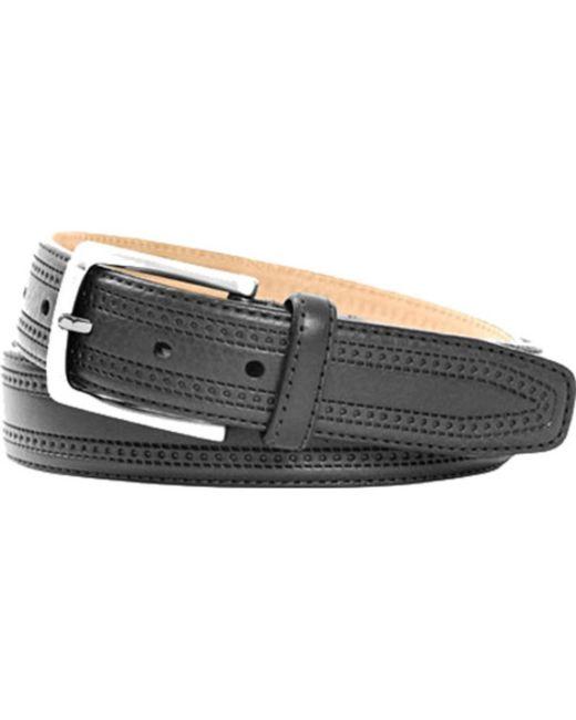 Trafalgar - Black Men's Hatcher Belt for Men - Lyst