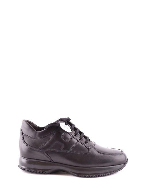 Hogan - Men's Mcbi148257o Black Leather Sneakers for Men - Lyst