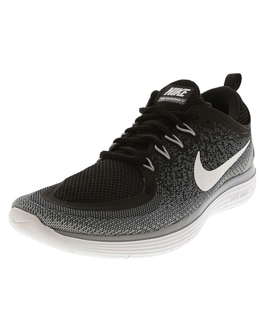 6355bae364dc Lyst - Nike Women s Free Rn Distance Ankle-high Running Shoe in ...