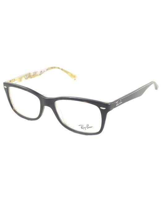 Ray-Ban - Multicolor Rectangle Plastic Eyeglasses - Lyst
