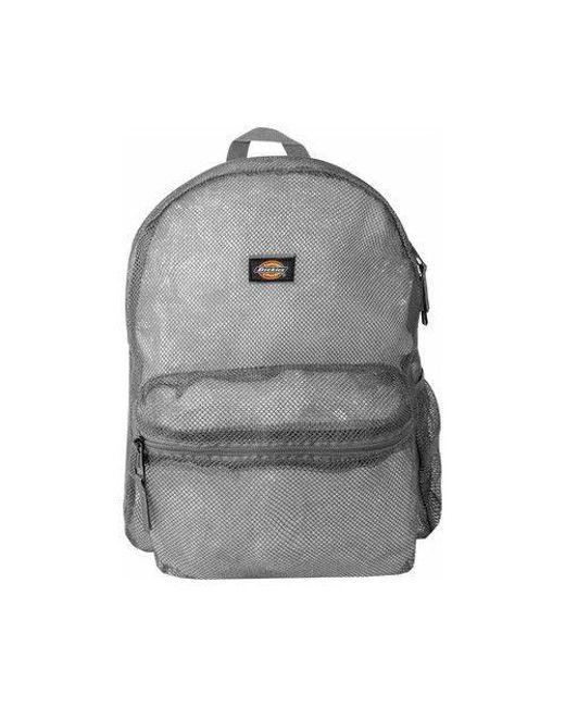Dickies - Gray Unisex Mesh Backpack for Men - Lyst
