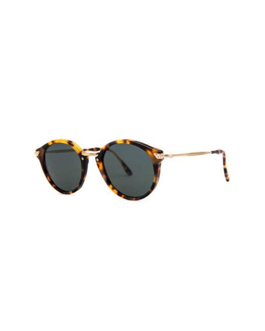 a9f3c282dae9 Lyst - Kyme Sunglasses - Pin 4 in Yellow