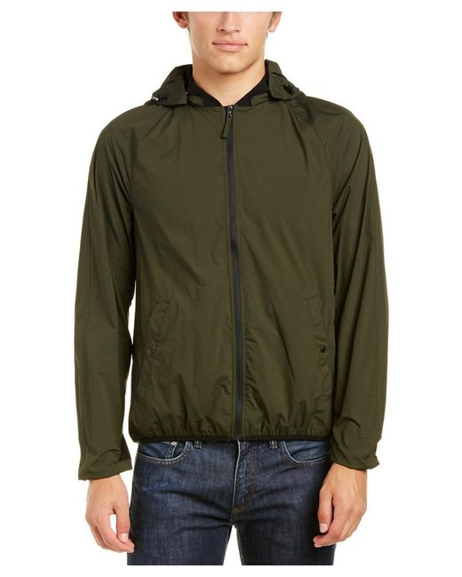 Victorinox | Green Swiss Army Packable Jacket for Men | Lyst