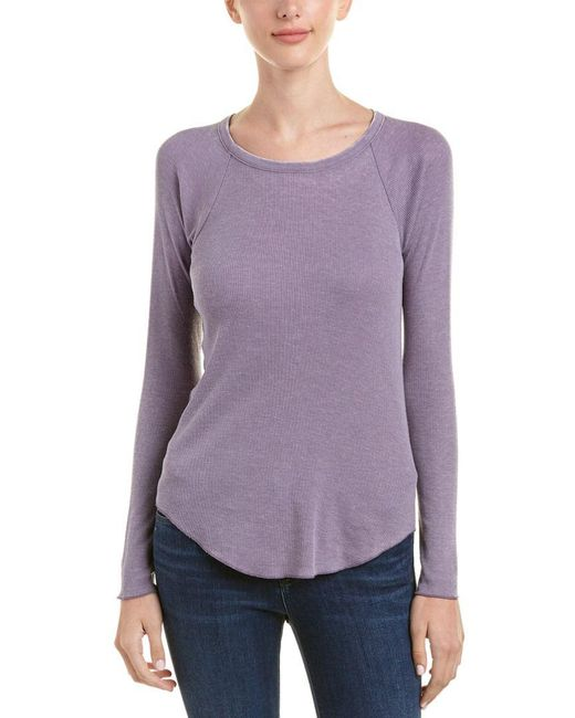Chaser - Purple Strappy Back Top - Lyst