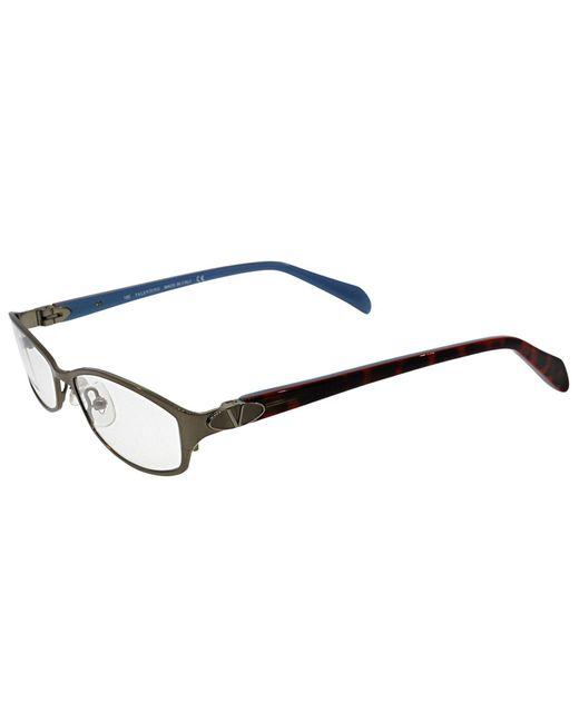 1246fd2348aa Valentino - Multicolor Vl 5591 Njs 51mm Silver Designer Eyeglasses - Lyst  ...