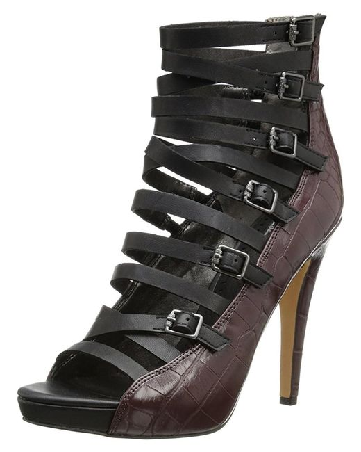 Circus by Sam Edelman - Metallic Women's Lennox Platform Pump - Lyst