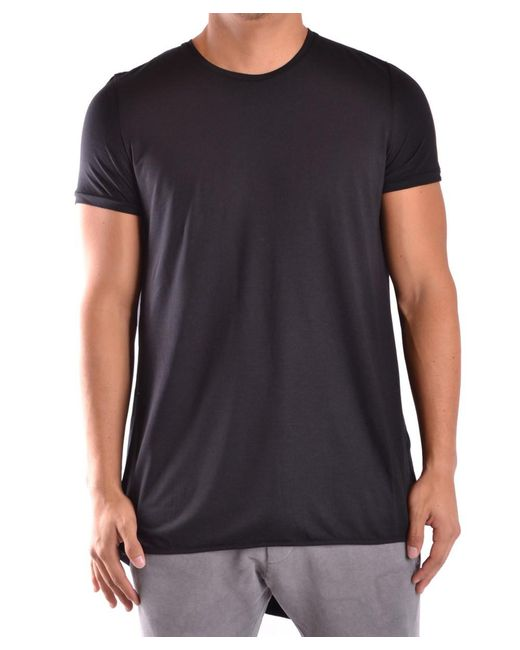 Tom Rebl - Black T-shirt for Men - Lyst