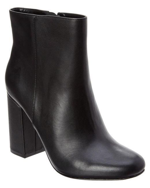 Charles David - Black Studio Leather Boot - Lyst