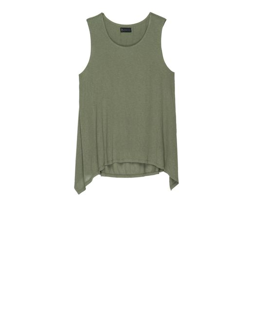 Bobeau - Green Faith Layered Tank - Lyst