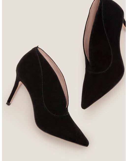 Chaussures Shrewsbury façon bottines Boden en coloris Black