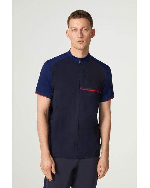 Bogner Polo-Shirt Elton in Blue für Herren