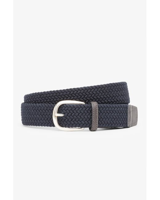 Bonobos Blue The Clubhouse Stretch Belt for men