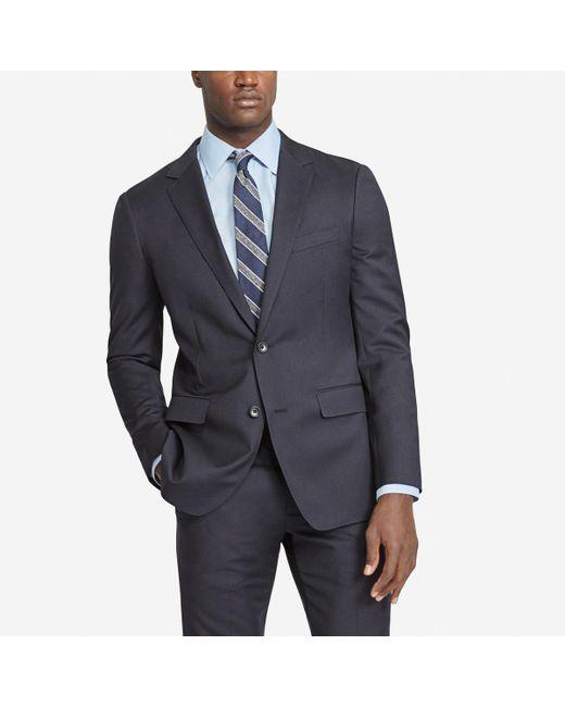 Bonobos - Blue The Foundation Italian Wool Suit Jacket for Men - Lyst