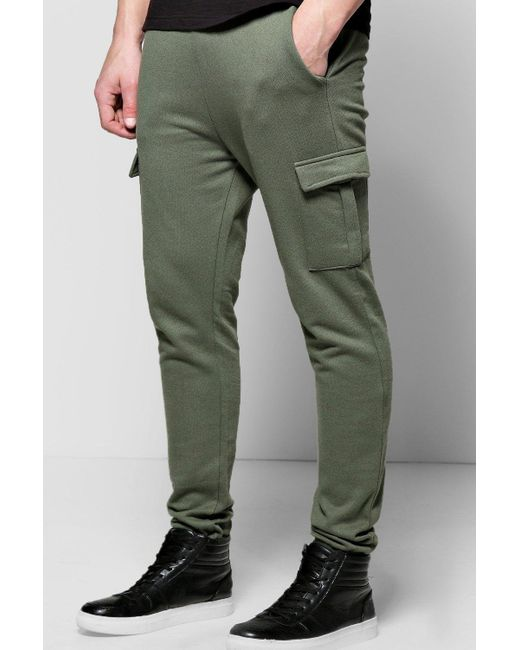 Skinny Cargo Joggers - menswear. Our webstore uses cookies to offer a better user experience and we recommend you to accept their use to fully enjoy your navigation.