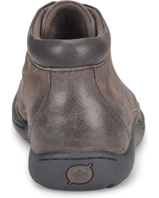 9bb443eca61 Men's Gray Nigel Boot