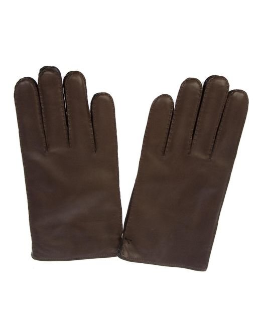 Merola Gloves - Brown Guanto Nappa for Men - Lyst