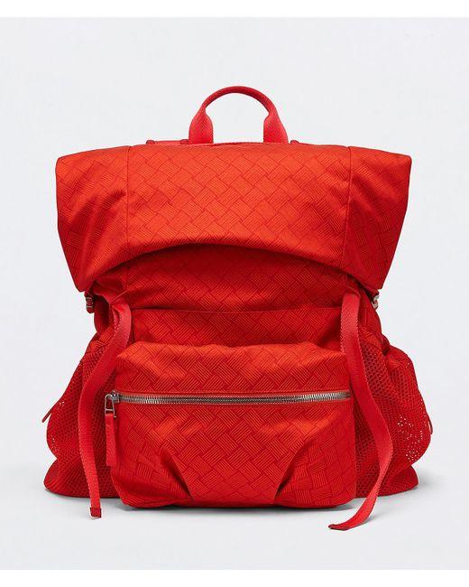 メンズ Bottega Veneta バックパック Red