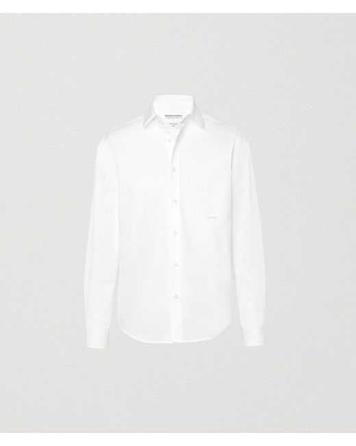 メンズ Bottega Veneta シャツ White