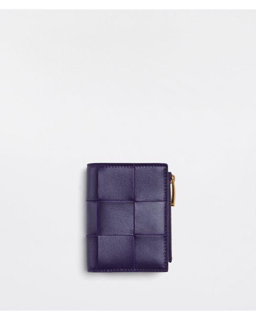 Bottega Veneta 二つ折りウォレット Purple