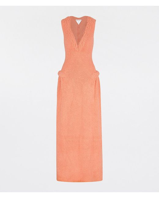 Bottega Veneta ドレス Orange