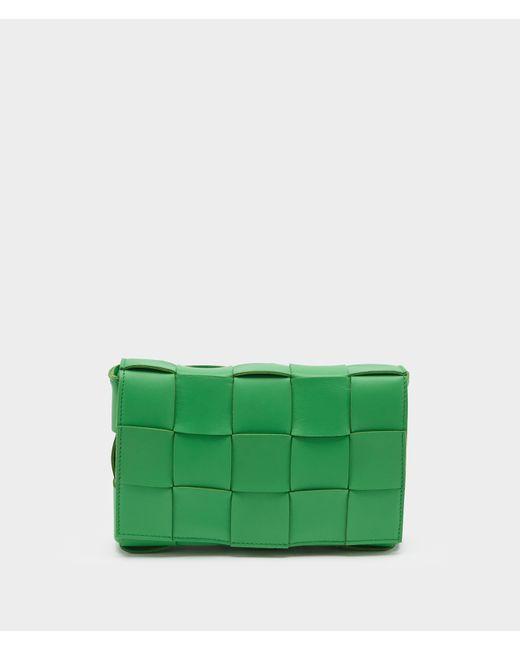 Bottega Veneta Cassette Green