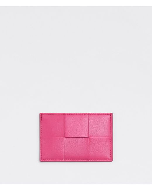 Bottega Veneta カードケース Pink