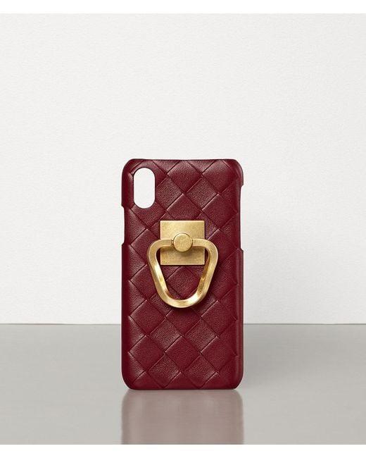 Bottega Veneta Iphone X/xsケース Red