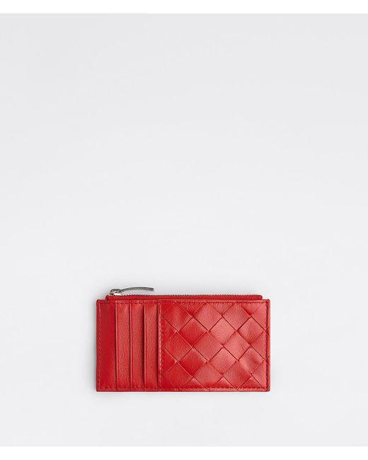 Bottega Veneta カードケース Red