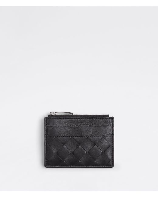 Bottega Veneta Credit Card Case Black