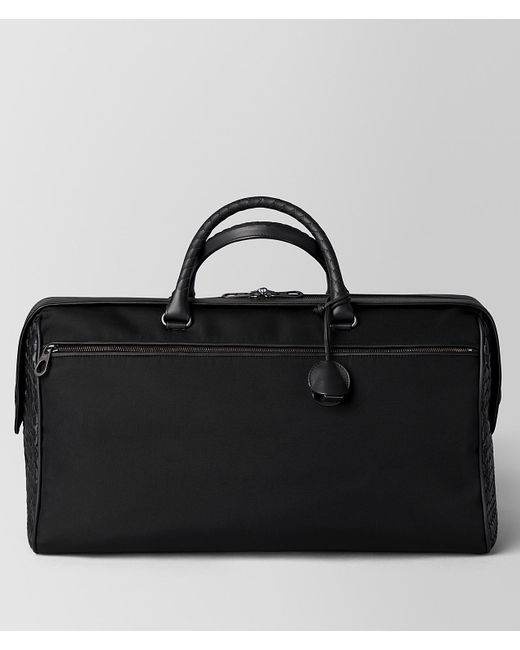 Bottega Veneta - Black Nero Hi-tech Canvas Duffle for Men - Lyst