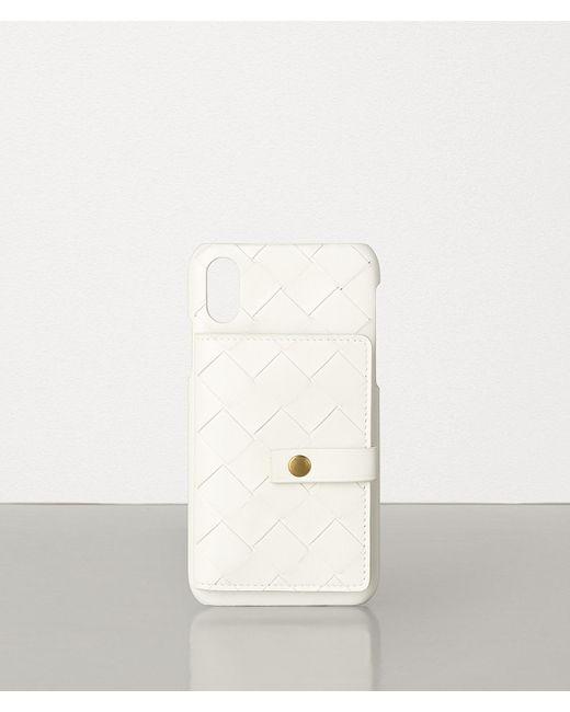 Bottega Veneta Iphone X/xs ケース White