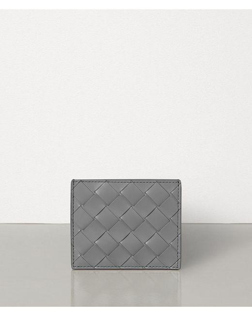 Bottega Veneta Gray Card Case for men