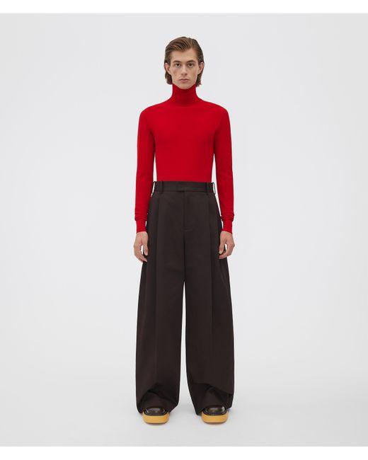 メンズ Bottega Veneta セーター Red